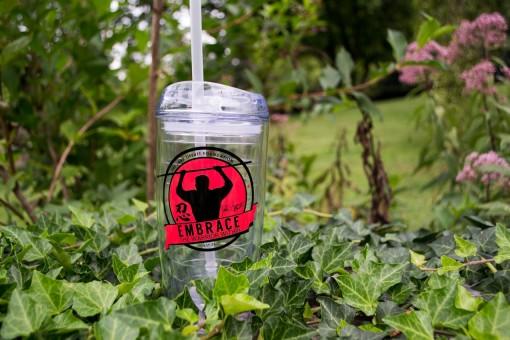 acrylic cup